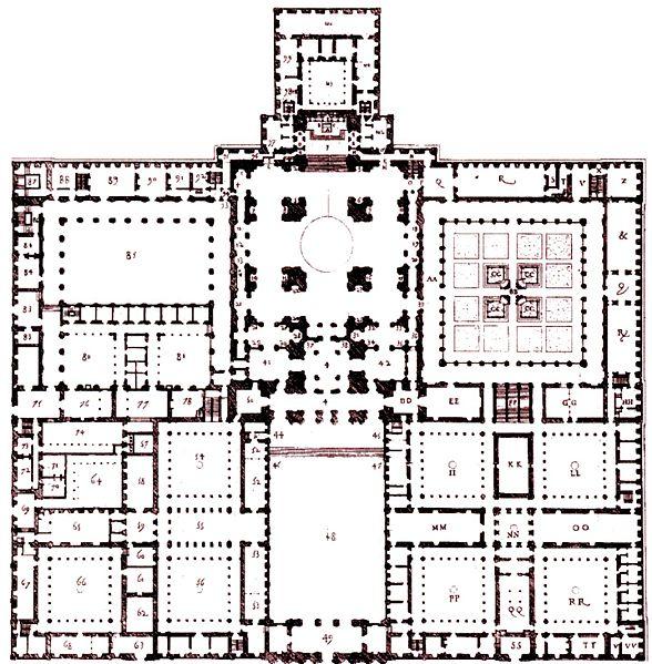 El Monasterio Room Scape