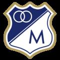 Escudo de Millonarios temporada 2000-2002.png