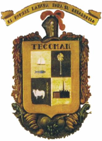 Tecomán - Image: Escudo tecoman