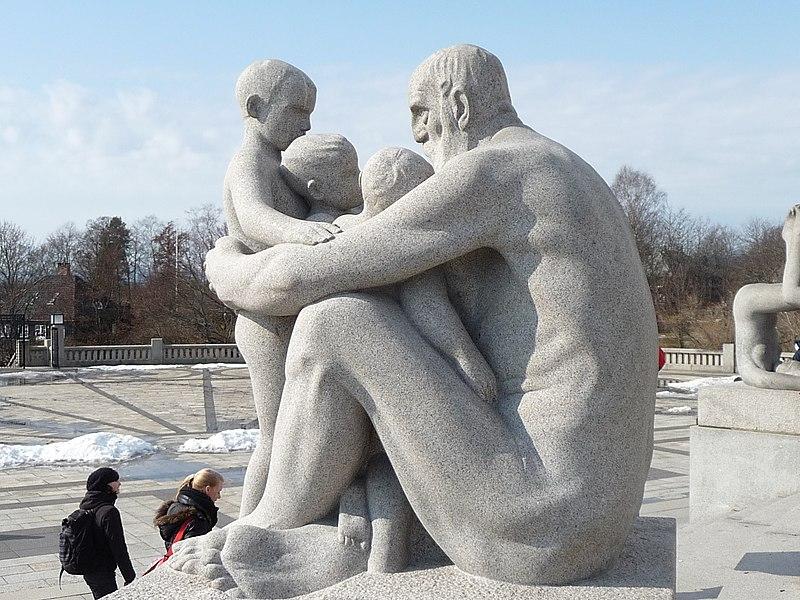 File:Escultura del vigeland park - panoramio.jpg
