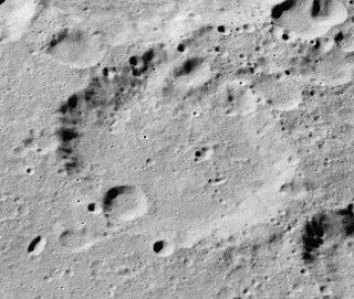 Espin (crater) lunar crater