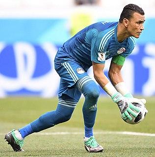 Essam El-Hadary Egyptian footballer