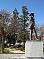 Estátua de Marcelino Mesquita - Cartaxo - Portugal (5003291909).jpg
