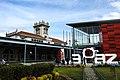 Estación de Mi Teleferico y Antigua Estación ENFE, La Paz.jpg