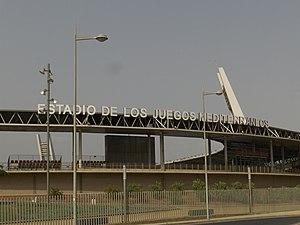 Estadio de los Juegos Mediterráneos - Image: Estadio Mediterráneo