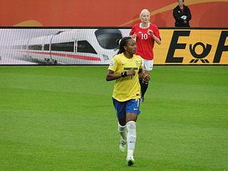 Ester Aparecida dos Santos Brazilian association football player