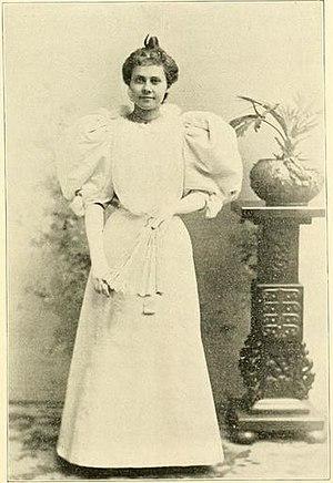 Thomas Chipman McRae - Ethel McRae, daughter of Thomas Chipman McRae