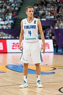 Mikko Koivisto Finnish basketball player