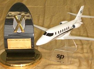 European Flight Test Safety Award