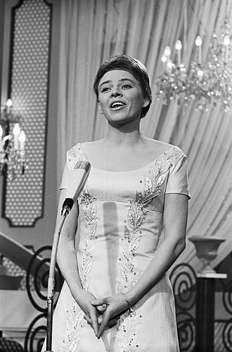 Ellen Winther - Ellen Winther at the Eurovision Song Contest 1962