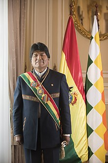 220px Evo Morales Ayma