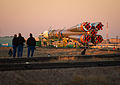 Expedition 38 Soyuz Rollout (201311050013HQ).jpg