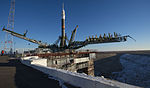 Expedition 46 Soyuz Rollout (NHQ201512130031).jpg