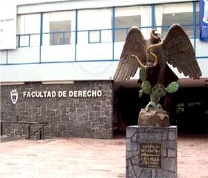 Faculty of Law, National Autonomous University of Mexico cover