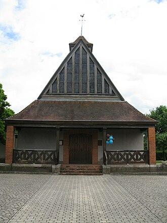 Saint-Père-sur-Loire - The church in Saint-Père-sur-Loire