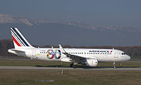 F-HEPG - A320 - Air France