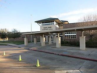 Pecan Grove, Texas - Image: FBISD Oakland Elem