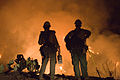 FEMA - 33389 - California fire crews work into the night.jpg