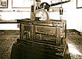 FG Keller's original grinding machine - Museum (Germany).jpg