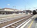 FS 245.6043 in Roma Tuscolana train station 02.JPG