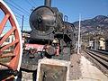 FS 625.011 tra il 2 e 3 binario della stazione di Trento (particolare).jpg