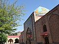 Facade of Blue Mosque - Central Yerevan - Armenia (18934656136).jpg