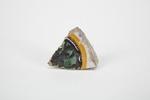 Fajans, kakelfragment - Hallwylska museet - 90459.tif