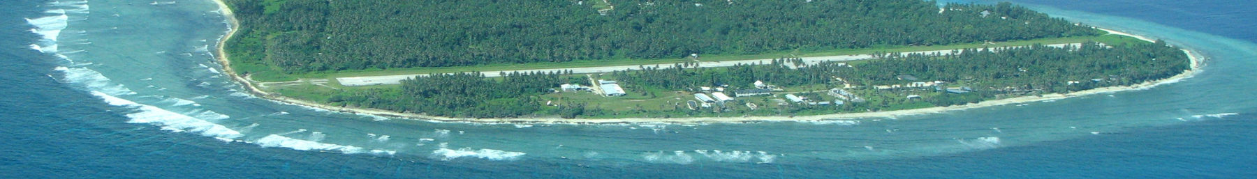 Falalop Island (Ulithi atoll, Federated States of Micronesia) banner Aerial view of airfield.jpg