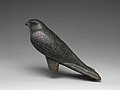 Falcon statue serving as a sarcophagus for a sacred animal MET DP245128.jpg