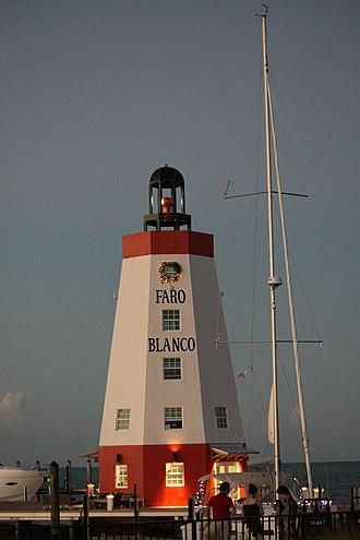 Marathon, Florida - Faro Blanco Lighthouse
