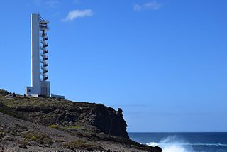 Buenavista Lighthouse Lighthouse on Tenerife, Spain