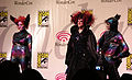 Fashion skit at WonderCon 2010 Masquerade 1.JPG