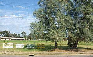 Woodville North, South Australia - Fawkner Reserve