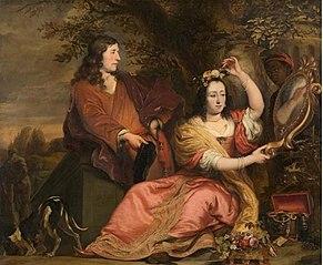 Jan van der Voort en zijn zuster Catharina