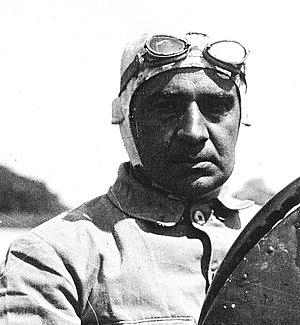 Ferdinando Minoia - Minoia in 1931