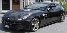 Ferrari FF (4x4); 2011–2016