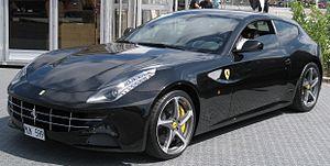 Ferrari FF - Image: Ferrari FF (7376931930) (cropped)