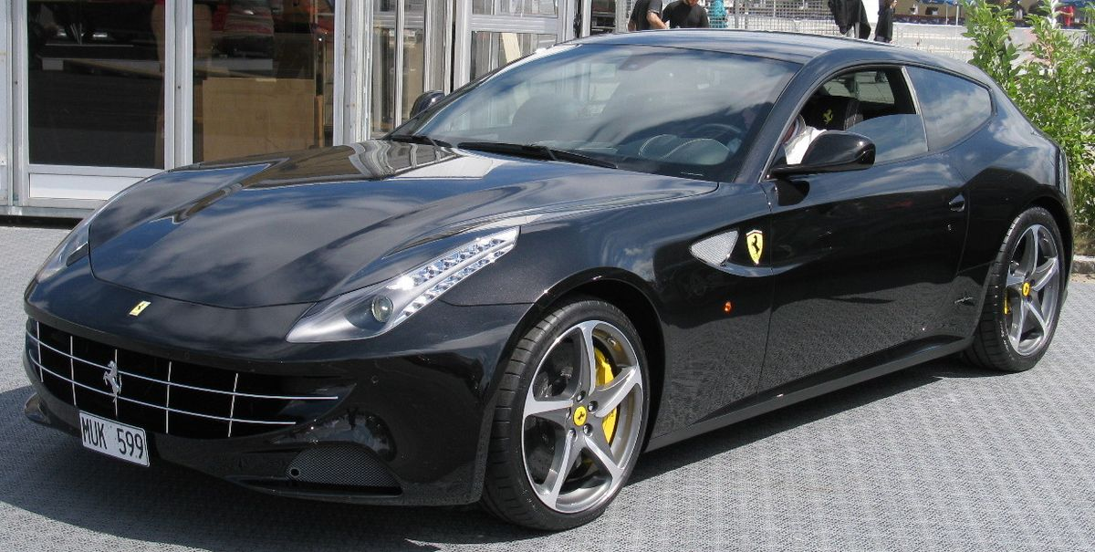 Ferrari Ff Wikipedia