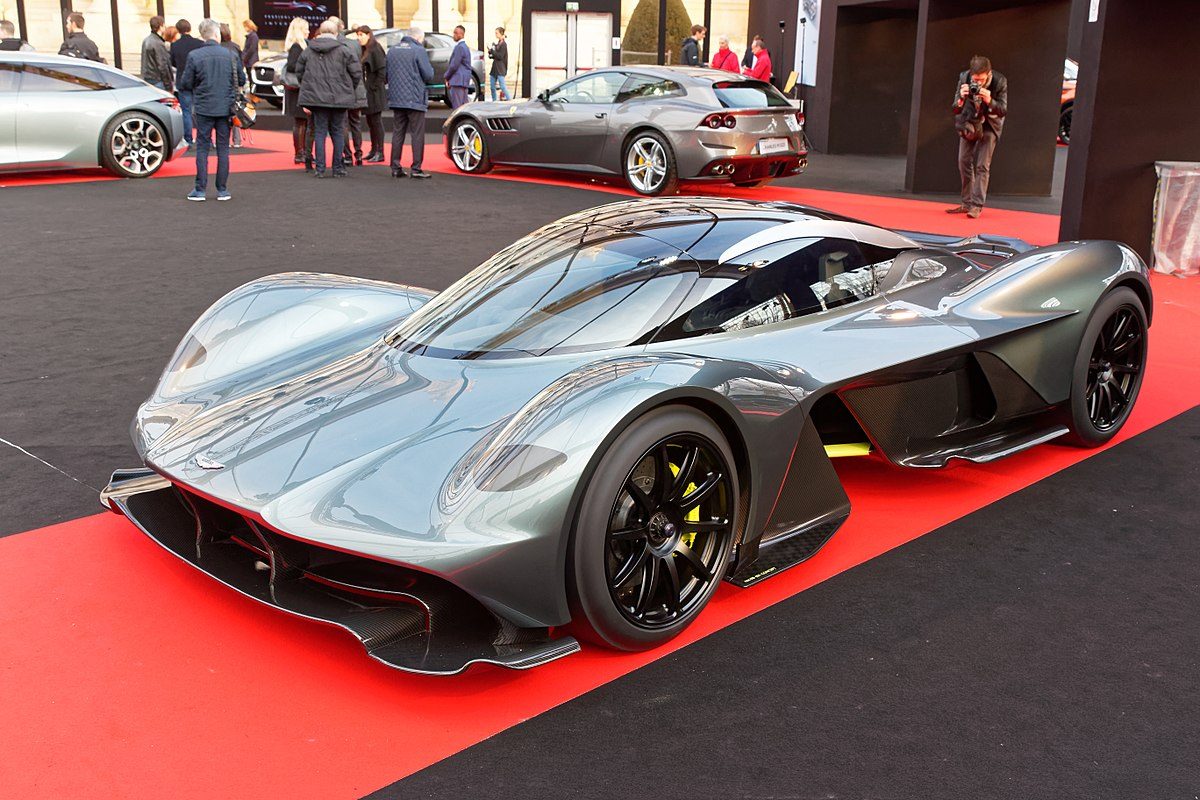 aston martin valkyrie wikipedia. Black Bedroom Furniture Sets. Home Design Ideas