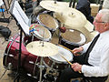 Festival of the Winds, XLIX - Drummer man - Bondi Beach, 2013.jpg