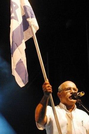 Avigdor Kahalani - Image: Festivalyoter 1