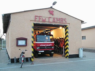 Cambs, Germany - Image: Feuerwehr Cambs 20090410