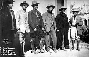 Fierro Pancho Villa Ortega Medina