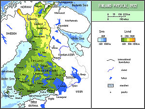 A geographical cultural and historical overview of finland