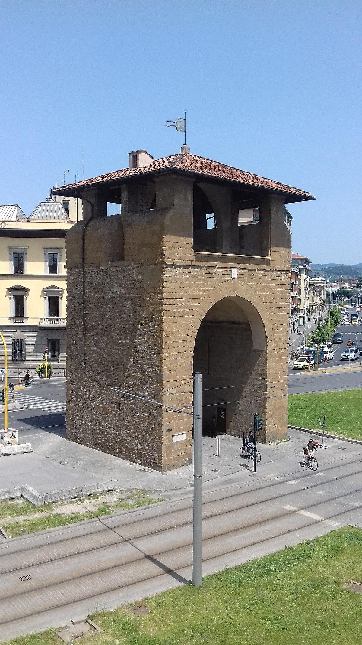 Porta al Prato - Wikipedia