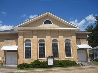 Stephens, Arkansas - First Baptist Church of Stephens