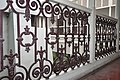 First Floor Veranda Railings - Swami Vivekanandas Ancestral House - Kolkata 2011-10-22 6117.JPG