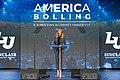 First Lady Melania Trump at Liberty University (31226764137).jpg