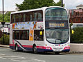 First Manchester bus 37303 (MX07 BUU), 29 June 2007.jpg