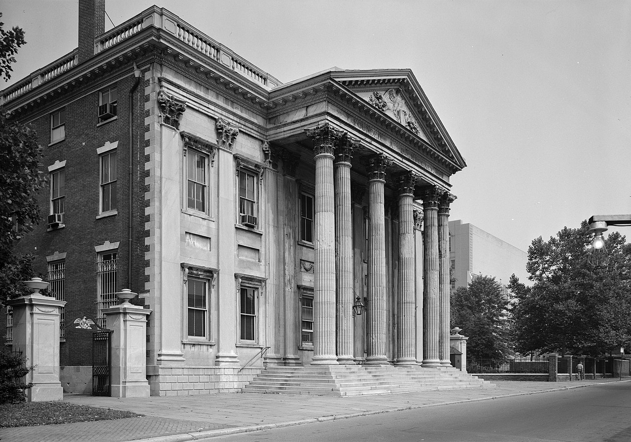 File:First national bank US HABS.jpg - Wikimedia Commons